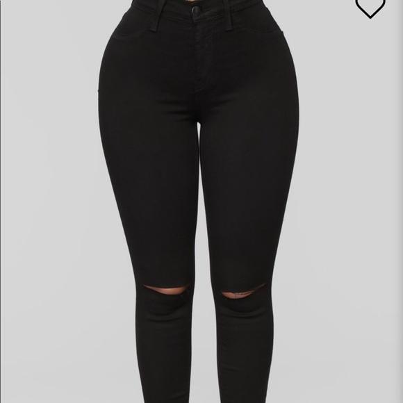 Fashion Nova Denim - Fashion nova canopy jeans
